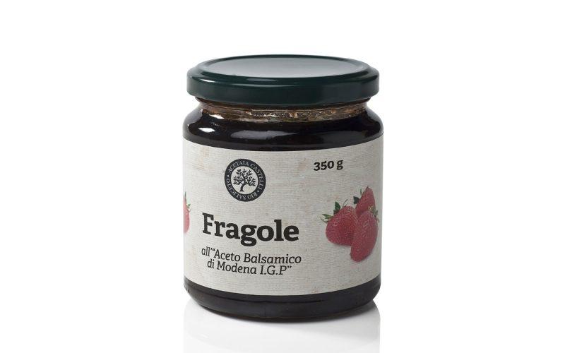 composta-di-fragole-all'aceto-balsamico-350gr